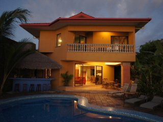 Beach Front 6 BR Casa Dulce - Party on the beach! Prime Location - Jaco vacation rentals