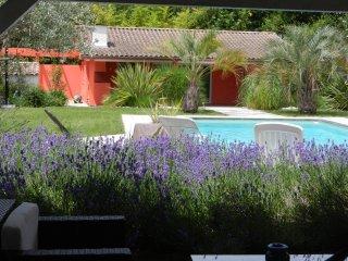 Villa de charme avec piscine près de Bordeaux - Camblanes et Meynac vacation rentals