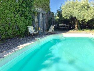 Gite de Charme 8 personnes piscine Canal du Midi - Pouzols-Minervois vacation rentals