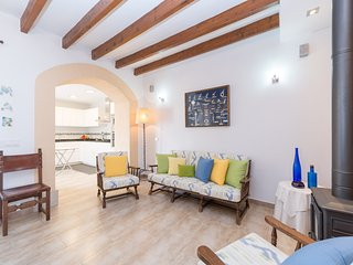 TORNASOL - town house in Colonia de Sant Pere for 6 people - Colonia Sant Pere vacation rentals