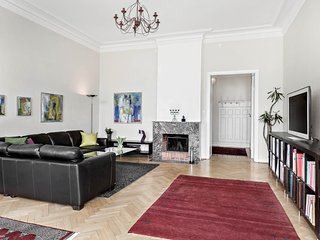 Luxurious Castle-Like Apartment in Central Gavle - Gävle  vacation rentals