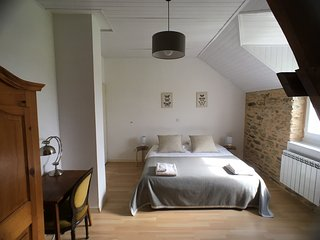Welcome to La Rame 2, a beautiful B&B room for 3 in an old farm in de Dordogne. - Chalais vacation rentals