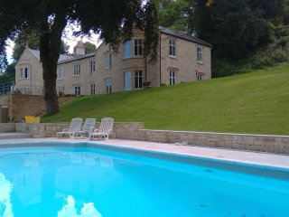 Fabulous country house with swimming pool - Winsley vacation rentals