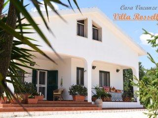 VILLA ROSSELLA Wifi gratis, ambienti climatizzati, giardino e posto auto privati - Pisticci vacation rentals