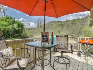 Cindy's Island - Riverfront fun! - Franklin vacation rentals