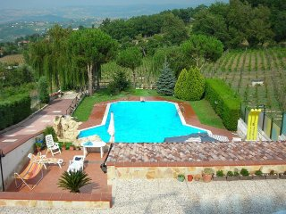 Comfortable House with Deck and Shared Outdoor Pool - Montemarano vacation rentals