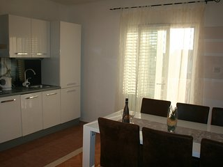 Apartment 4 + 2 with balcony and sea view - Privlaka vacation rentals