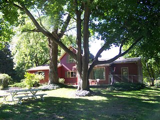Country/city home, seven minutes from downtown Rochester - Rochester vacation rentals
