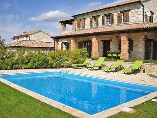 4 bedroom Villa in Porec Sv. Lovrec, Istria, Croatia : ref 2372280 - Sveti Lovrec vacation rentals