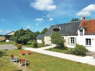 4 bedroom Villa in Dolus Le Sec, Indre-et-loire, France : ref 2377196 - Dolus-le-Sec vacation rentals