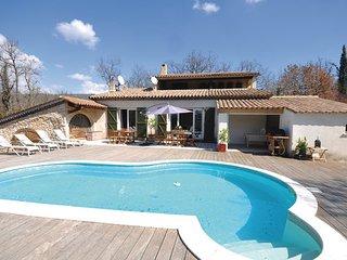 4 bedroom Villa in Saint Cezaire, Alpes Maritimes, France : ref 2377211 - Saint-Cezaire-sur-Siagne vacation rentals