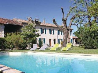 5 bedroom Villa in Montelimar, Drome Provencale, France : ref 2377312 - Montelimar vacation rentals