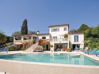 6 bedroom Villa in La Colle sur Loup, Alpes Maritimes, France : ref 2377369 - La Colle sur Loup vacation rentals