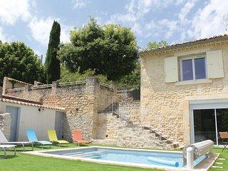 3 bedroom Villa in St Restitut, Drome Provencale, France : ref 2377464 - Saint Paul Trois Chateaux vacation rentals