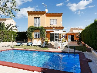 3 bedroom Villa in L Ametlla de Mar, Costa Daurada, Spain : ref 2379052 - L'Ametlla de Mar vacation rentals
