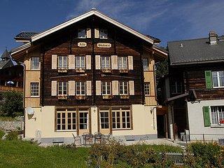 3 bedroom Apartment in Murren Gimmelwald, Bernese Oberland, Switzerland : ref - Mürren vacation rentals