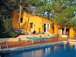 3 bedroom Villa in Sant Josep, Ibiza, Ibiza : ref 2379362 - San Agusti des Vedra vacation rentals