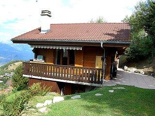 3 bedroom Villa in Nendaz, Valais, Switzerland : ref 2379461 - Nendaz vacation rentals