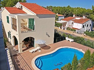 4 bedroom Villa in Cala Galdana, Menorca, Menorca : ref 2379598 - Serpentona vacation rentals