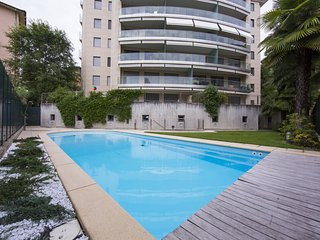 Bright Condo with Internet Access and Satellite Or Cable TV - Lugano vacation rentals