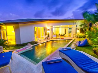STUNNING 3 BR VILLA AT THE STRATEGIC NEAR BERAWA BEACH - Canggu vacation rentals