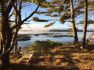 Peaceful and serene waterfront haven - Medomak vacation rentals
