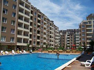 Nice 1 bedroom Resort in Burgas - Burgas vacation rentals