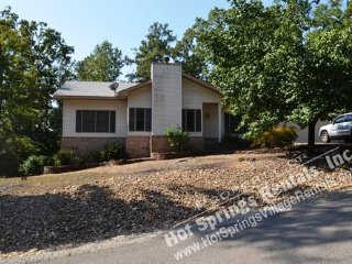 128PizaDr   East Gate Area  Home  Sleeps 6  Wi-FI Access - Hot Springs Village vacation rentals