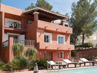Huge colonial style rustic house perfect for groups with stunning cliff views. - Sant Joan de Labritja vacation rentals