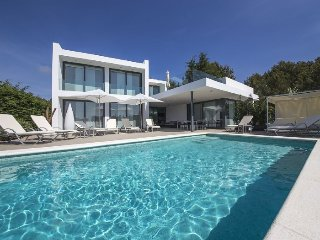 Large minimalist style villa located on Cala Llenya beach. - Cala Lenya vacation rentals