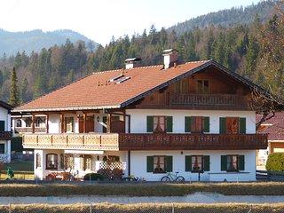 FEWO SERVICE MAYR      Alpenwelt Karwendel - Arnspitze - Wallgau - Wallgau vacation rentals