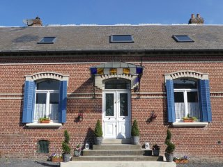 Guillemont Halt is a Self Catering Holiday Home in the Somme Battlefield Area - Guillemont vacation rentals