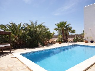 CAN MASAUETA: Nice house with pool in Sant Jordi just minutes from the center of Ibiza. - Sant Josep De Sa Talaia vacation rentals