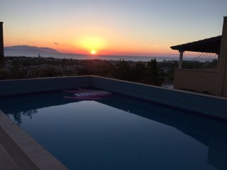 Deluxe Villa with Stunning Panoramic Sea Views and Private Swimming Pool - Sogucak Koyu vacation rentals