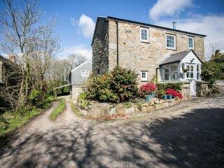 Carthew Mill Cottage: Fabulous Rural Retreat near Penzance, Cornwall - Newbridge vacation rentals