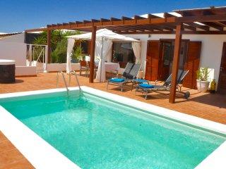Villa Strelitzia in Playa Blanca with private pool - Yaiza vacation rentals