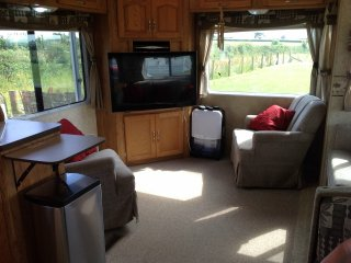 Amazing American RV rental with stunning sea views - SALE! PRICES REDUCED! - Lokva Rogoznica vacation rentals