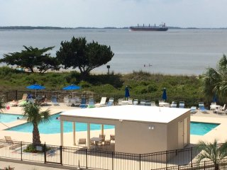 Come and Play at Tybee! Beautiful 3rd Floor View - Tybee Island vacation rentals