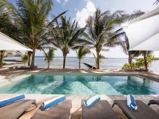 Riviera Maya Haciendas - Hacienda Corazon Beach Front 5-10 BR - Puerto Aventuras vacation rentals