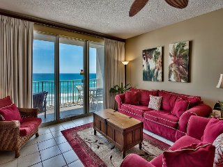 Welcome to Paradise! Full Gulf views from your Private Balcony! Sleeps Six! - Miramar Beach vacation rentals