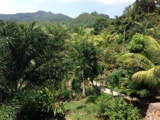 A Peace in Paradise Log Cabana - Anse La Mouche vacation rentals