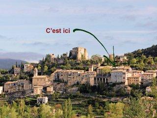 Petite maison dans village provençal et thermal - Montbrun-les-Bains vacation rentals