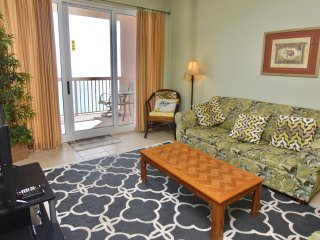 Take $250 off any week in June!  Beachfront condo, 2Bdrm+Bunk Rm w/beach chairs - Panama City Beach vacation rentals