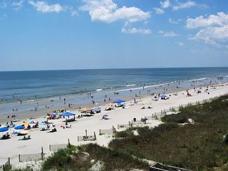 Take our Golf Cart to the beach! Private Home is Pet & Motorcycle Friendly! - North Myrtle Beach vacation rentals