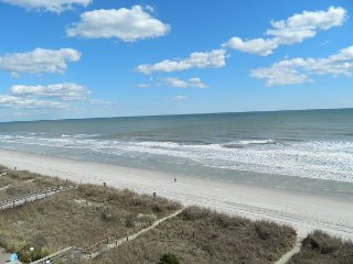 Daydream Over Amazing Sunset Views For Miles From Your Wrap Around Balcony - North Myrtle Beach vacation rentals