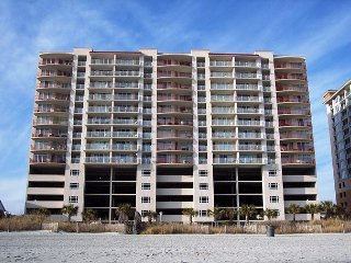 POPULAR Ocean Front Luxury! 2 Master BR Suites ~ Large3D TV & Movies Included - North Myrtle Beach vacation rentals