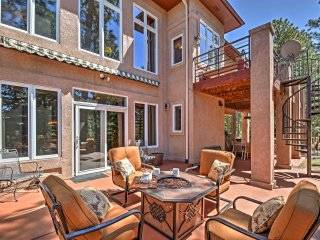 NEW! 6BR Monument House w/ Unparalleled Views! - Monument vacation rentals