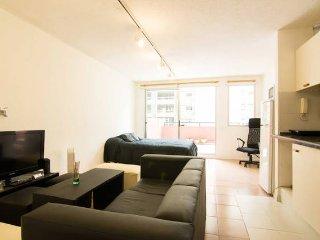 Plaza Gomensoro Studio Apartment - Montevideo vacation rentals