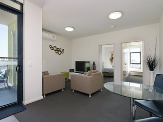 Modern stylish furnished apartment in secure complex great location 2bd - Cockburn Central vacation rentals