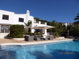 Luxury 3 bed villa - walking distance to Moraira - A/C - Wi Fi - Own Pool - Moraira vacation rentals